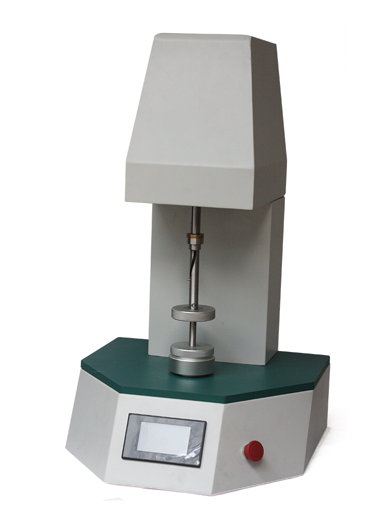 Operation steps of automatic wrinkle recovery tester